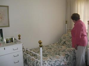 Slaapkamer 1 kamer ws