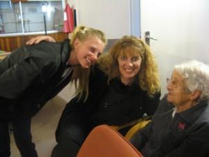 grandchild visit